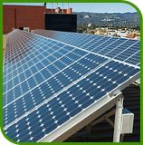 Commercial photovoltaic systems
